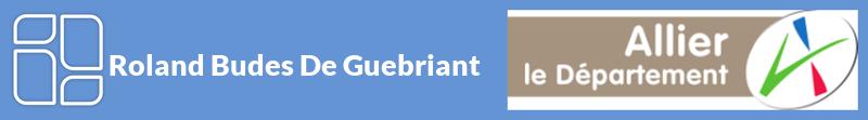 Roland Budes De Guebriant autoentrepreneur à CHATEAU SUR ALLIER