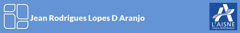 Jean Rodrigues Lopes D Aranjo autoentrepreneur à ESSOMES SUR MARNE