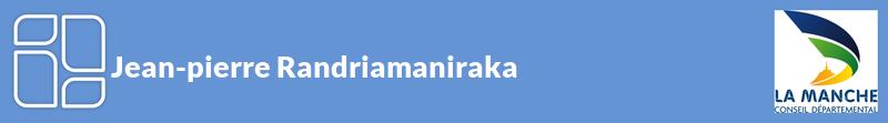 Jean-pierre Randriamaniraka autoentrepreneur à PIROU