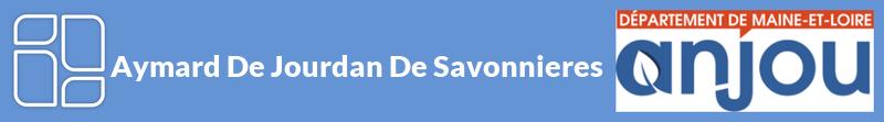 Aymard De Jourdan De Savonnieres autoentrepreneur à NOYANT-VILLAGES