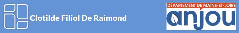 Clotilde Filiol De Raimond autoentrepreneur à MURS-ERIGNE