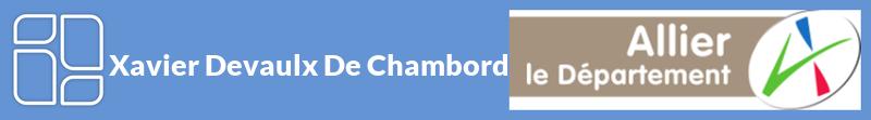 Xavier Devaulx De Chambord autoentrepreneur à GOUISE