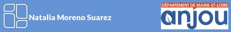 Natalia Moreno Suarez autoentrepreneur à ERDRE-EN-ANJOU