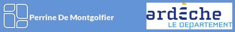 Perrine De Montgolfier autoentrepreneur à SERRIERES