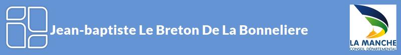 Jean-baptiste Le Breton De La Bonneliere autoentrepreneur à SAINT-LOUET-SUR-VIRE