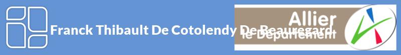Franck Thibault De Cotolendy De Beauregard autoentrepreneur à YZEURE