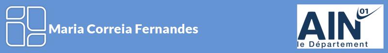 Maria Correia Fernandes autoentrepreneur à OYONNAX