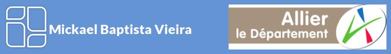 Mickael Baptista Vieira autoentrepreneur à LIGNEROLLES