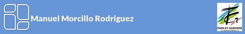 Manuel Morcillo Rodriguez autoentrepreneur à MEAUZAC