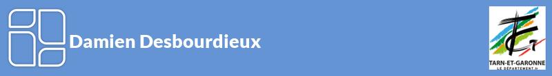 Damien Desbourdieux autoentrepreneur à BARDIGUES