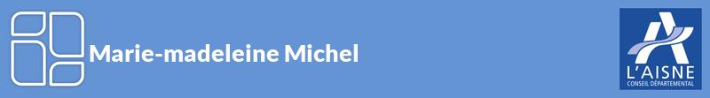 Marie-madeleine Michel autoentrepreneur à FONTAINE UTERTE