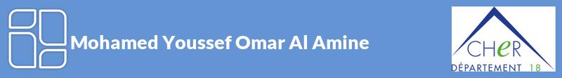 Mohamed Youssef Omar Al Amine autoentrepreneur à BOURGES