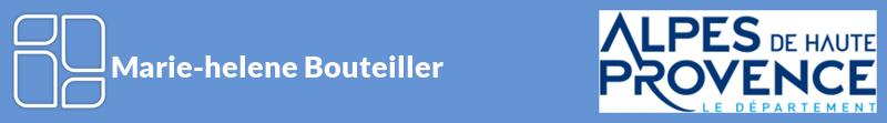 Marie-helene Bouteiller autoentrepreneur à CERESTE