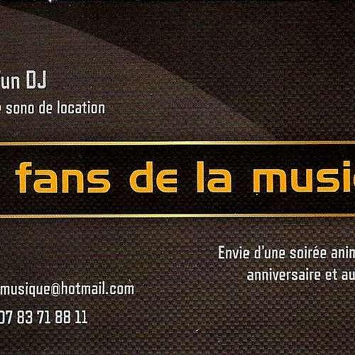 Image de profil de Les fans de la musique