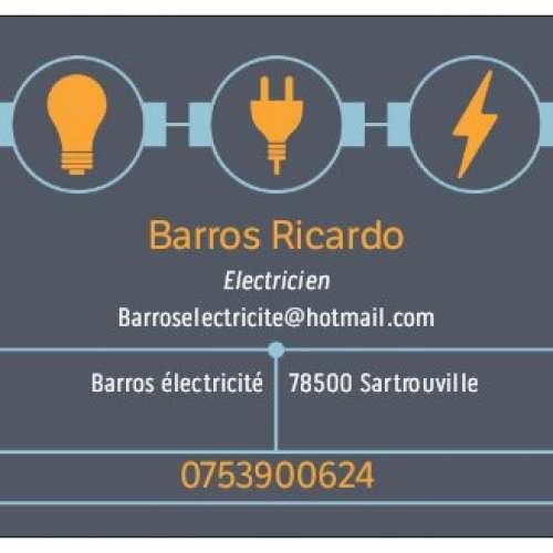 Image de profil de Barros Electricite