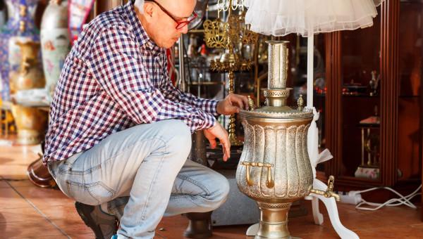 L'antiquaire-brocanteur en auto-entreprise