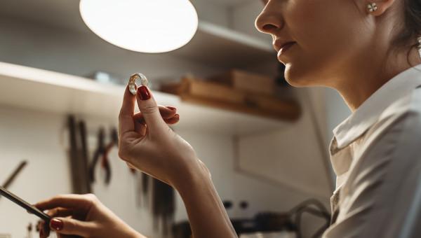 Le bijoutier-joaillier en auto-entreprise
