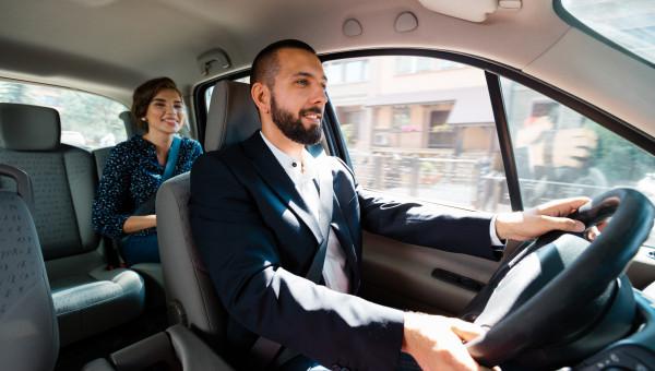 Le chauffeur VTC auto-entrepreneur