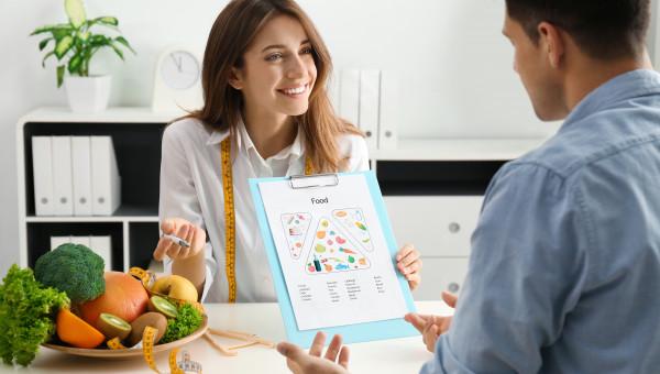 Le diététicien auto-entrepreneur