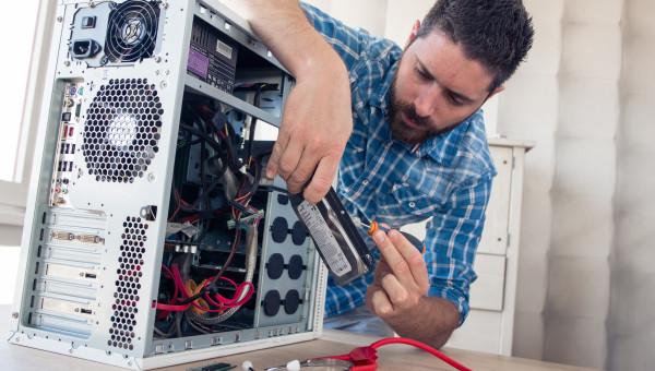 L'informaticien en auto-entreprise