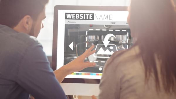 La création du site web de l'auto-entrepreneur