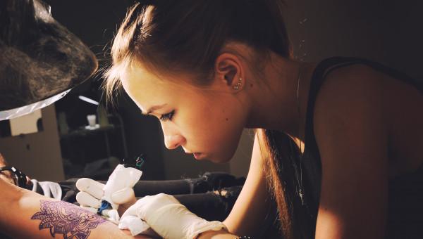 Le tatoueur en auto-entreprise