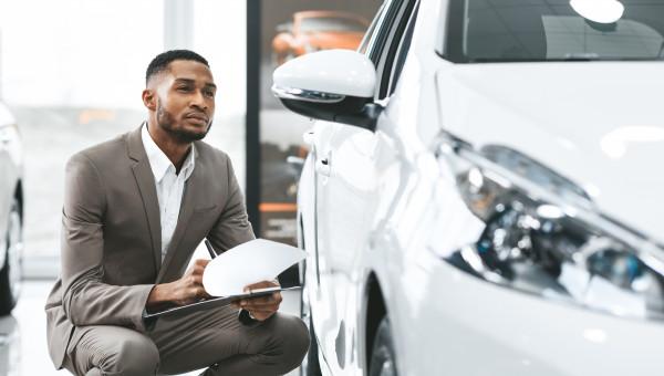 L'acheteur-revendeur de voitures auto-entrepreneur